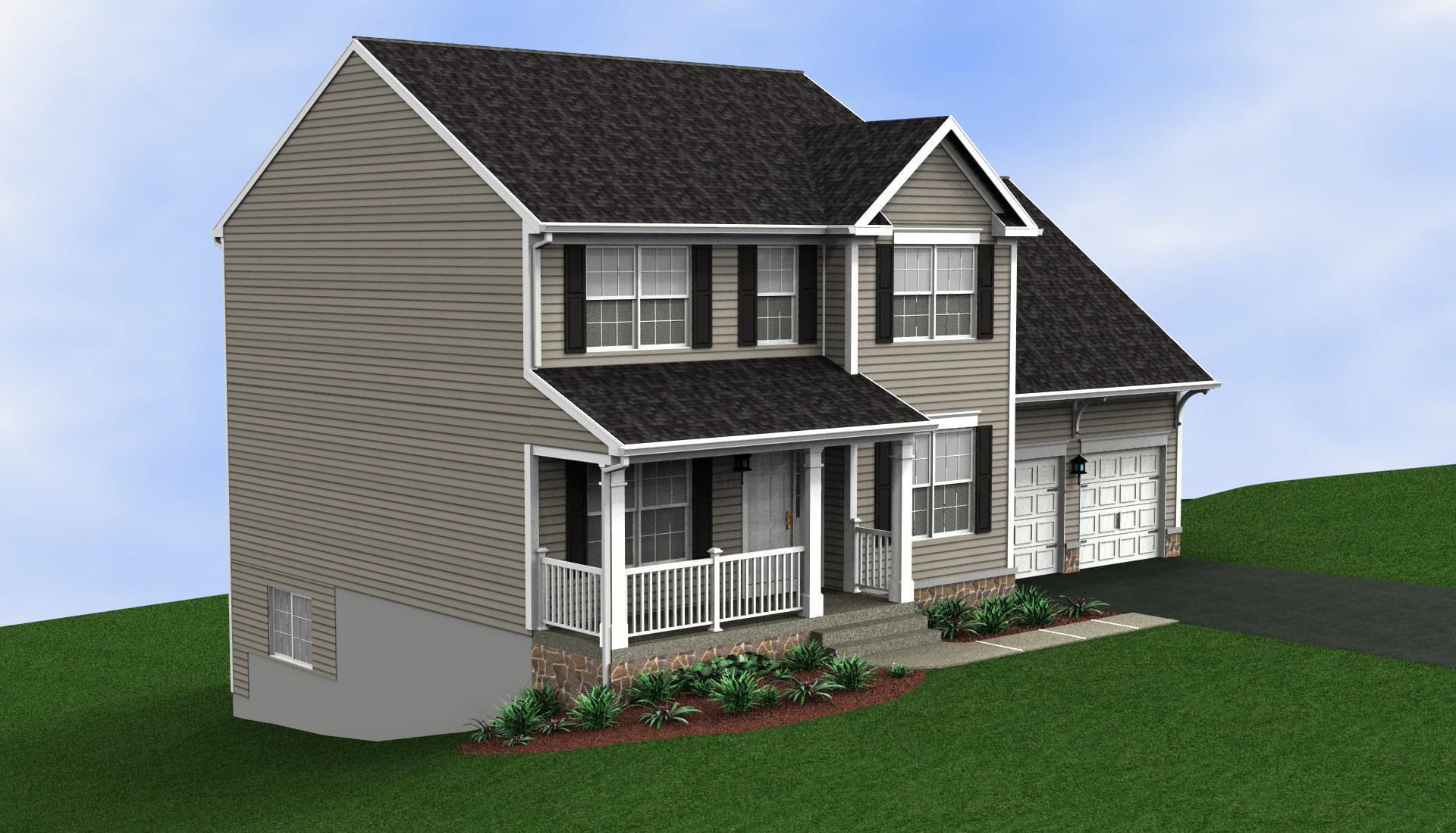 Berks Homes Smart Build - SB Completion