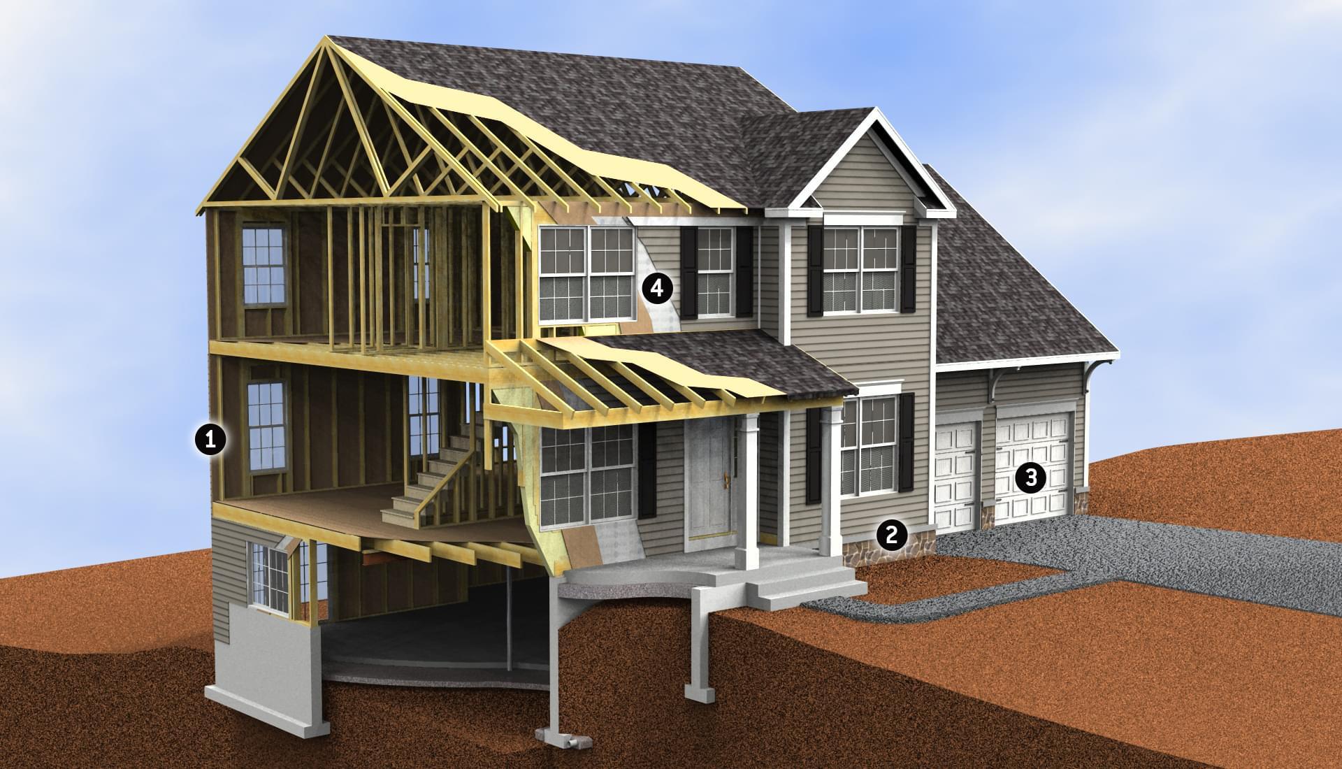 Berks Homes Smart Build - SB Exterior