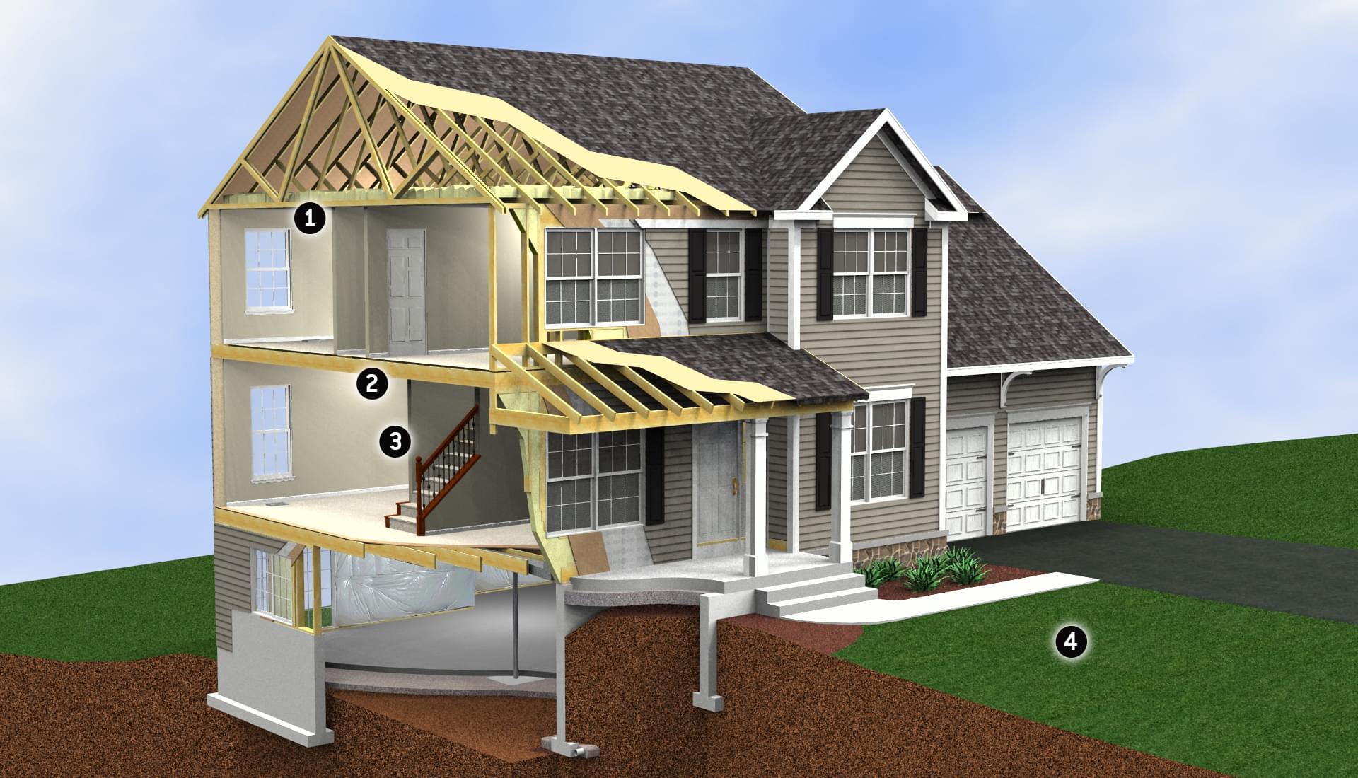 Berks Homes Smart Build - SB Finishing