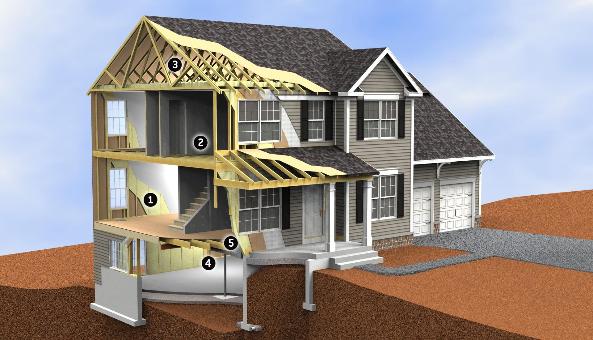 Berks Homes Smart Build - SB Interior